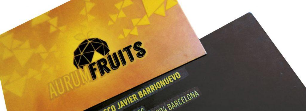 Aurum Fruits
